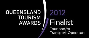 2012 Queensland Tourism Awards Finalist - Noosa Dreamboats