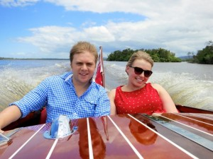 Romantic things to do in Noosa-special experiences with Noosa Dreamboats