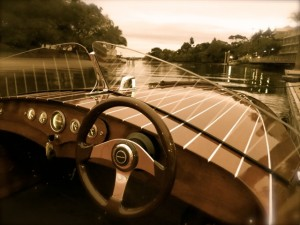 Classic boat tours with Noosa Dreamboats