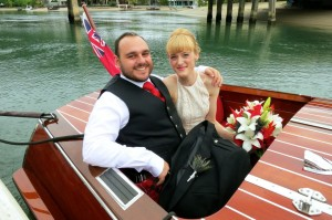 Noosa elopement wedding cruises and packages