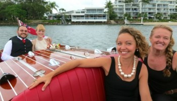 Noosa River elopement and wedding packages