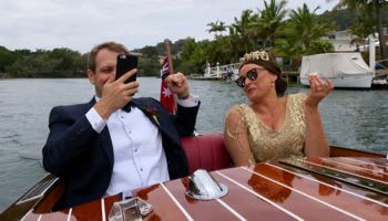 noosa-wedding-cruise-fun