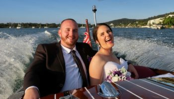 Stacey and Terry wedding cruise