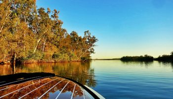 Noosa Dreamboats sunset cruises